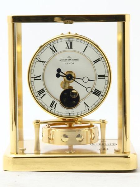 ジャガールクルト 置時計